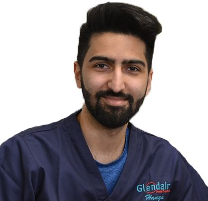 Meet Your Calm & Caring Dentist Hamza Haseeb