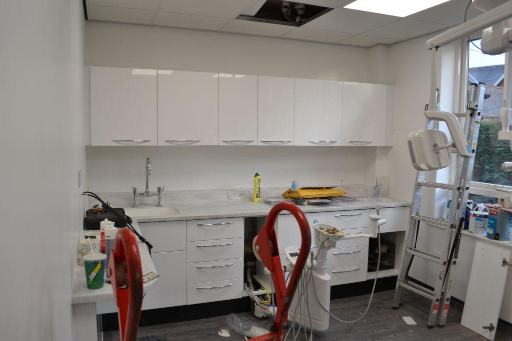 Glendair renovations