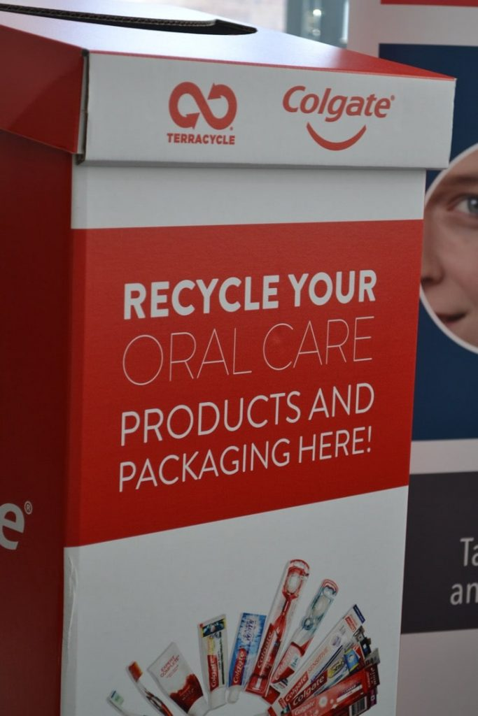 Glendair - official recycling drop off point