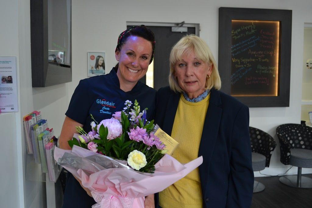 Glendair patient testimonial