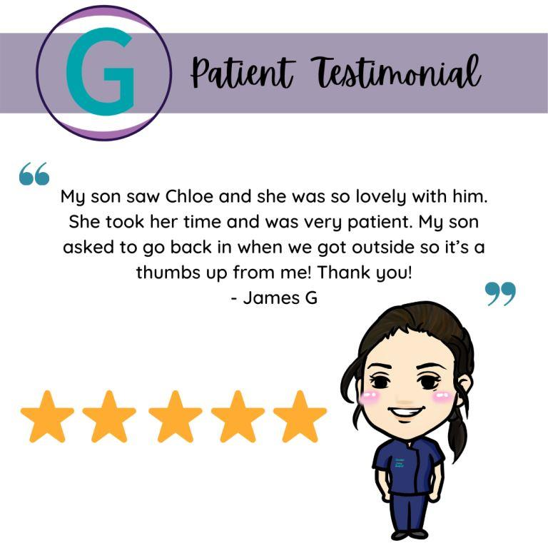 Meet Your Calm & Caring Dentist Chloe Chandler